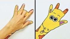 hand shadow art Idea 2